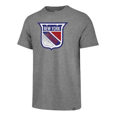 (47 Brand Match Tri-Blend Tee New York Rangers - Adult)
