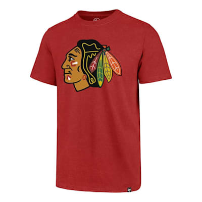 (47 Brand Imprint Club Tee Chicago Blackhawks - Adult)