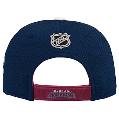 (Adidas Colorado Avalanche Blueline Structured Adjustable Hat - Youth)