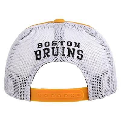 (Adidas Legacy Meshback Hat Boston Bruins - Youth)