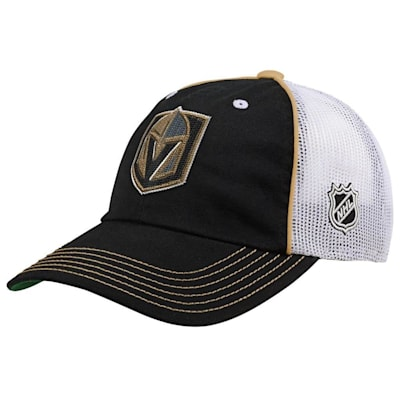 (Adidas Legacy Meshback Hat Vegas Golden Knights - Youth)