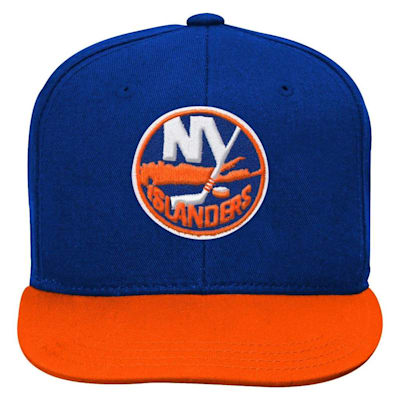 (Adidas 2 Tone Flat Brim Hat New York Islanders - Youth)