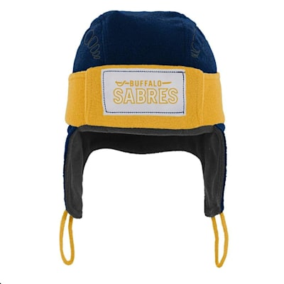 (Adidas Buffalo Sabres Hockey Helmet Hat - Youth)