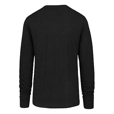 (47 Brand Chicago Blackhawks Blockout Long Sleeve Tee - Adult)