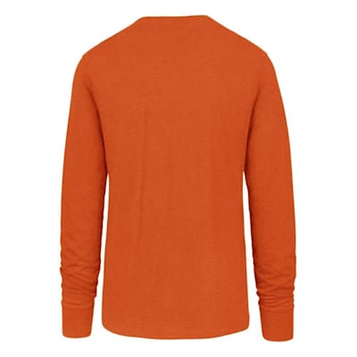 (47 Brand Philadelphia Flyers Blockout Long Sleeve Tee - Adult)