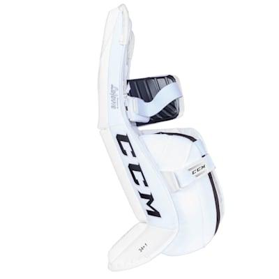 (CCM Extreme Flex 4 Pro Goalie Leg Pads - Senior)