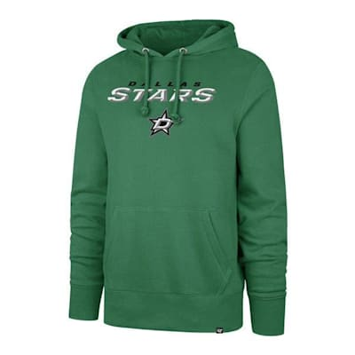 (47 Brand Dallas Stars Pregame Headline Hoody - Adult)