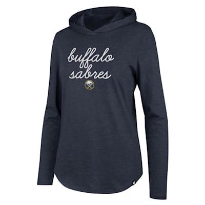 (47 Brand Women's Club Hoody Buffalo Sabres - Womens)