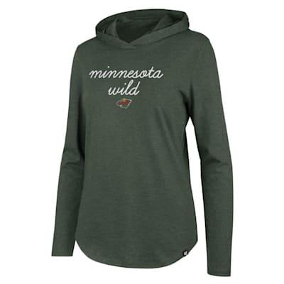 (47 Brand Women's Club Hoody Minnesota Wild - Womens)