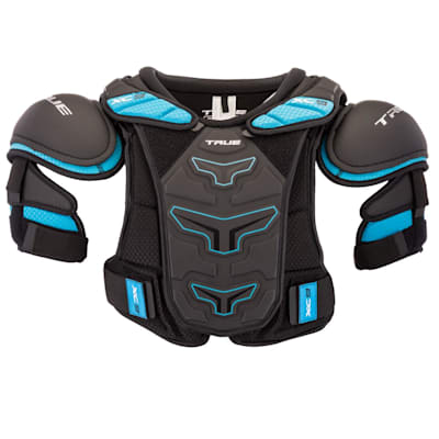 (TRUE XCore XC9 Hockey Shoulder Pads - Junior)