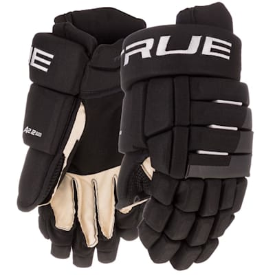 (TRUE A2.2 Hockey Gloves - Senior)