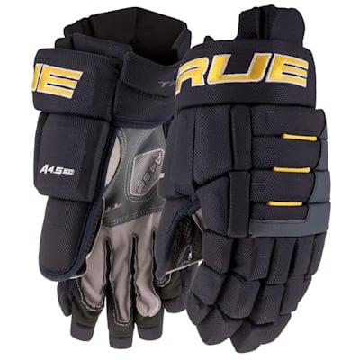 (TRUE A4.5 Hockey Gloves - Junior)