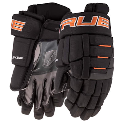 (TRUE A4.5 Hockey Gloves - Senior)