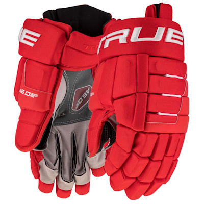 (TRUE A6.0 Pro Hockey Gloves - Junior)