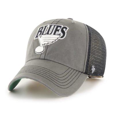 (47 Brand St. Louis Blue Charcoal Tuscaloosa Cap - Adult)