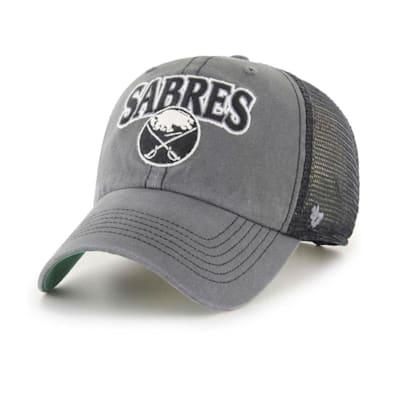 (47 Brand Buffalo Sabres Charcoal Tuscaloosa Cap - Adult)