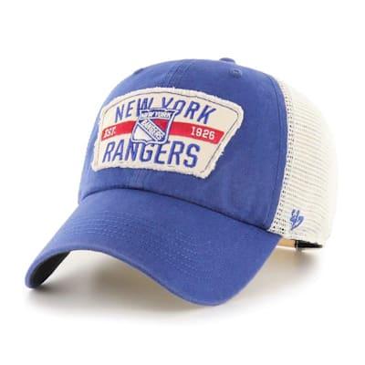 (47 Brand New York Rangers - Crawford Clean Up Cap - Adult)