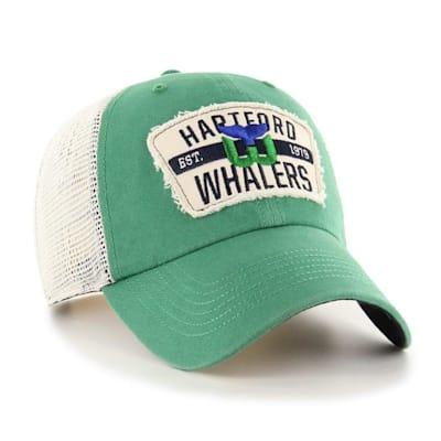 (47 Brand Crawford Clean Up Adjustable Cap - Hartford Whalers - Adult)