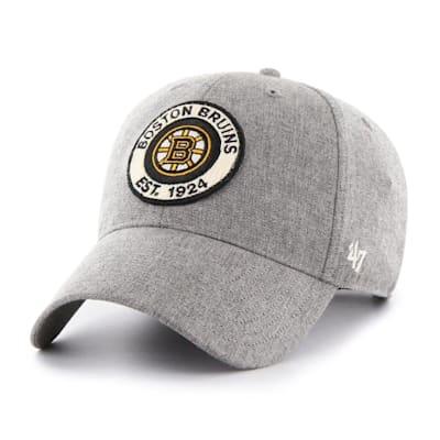(47 Brand Nilson MVP Cap - Boston Bruins - Adult)