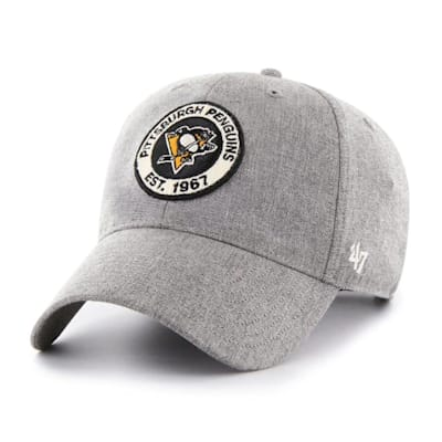 (47 Brand Nilson MVP Cap - Pittsburgh Penguins - Adult)