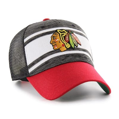 (47 Brand Power Play MVP Adjustable Cap - Chicago Blackhawks - Adult)