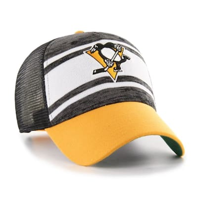 (47 Brand Power Play MVP Cap - Pittsburgh Penguins - Adult)