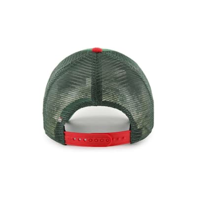 (47 Brand Power Play MVP Cap - Minnesota Wild - Adult)