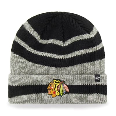 (47 Brand Winslow Cuff Knit Hat - Chicago Blackhawks - Adult)