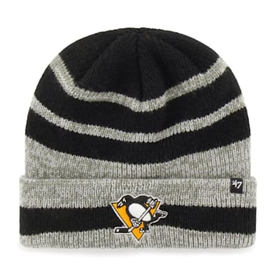 (47 Brand Winslow Cuff Knit Hat - Pittsburgh Penguins - Adult)