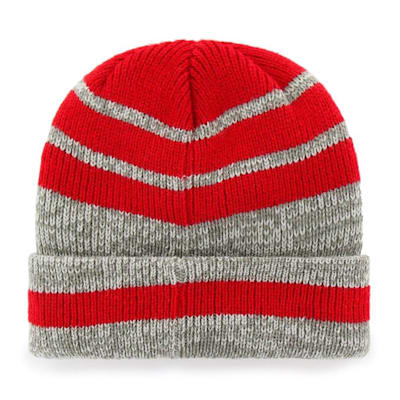 (47 Brand Winslow Cuff Knit Hat - Detroit Red Wings - Adult)