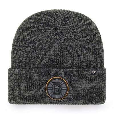 (47 Brand Brain Freeze Cuff Knit Hat Boston Bruins - Adult)