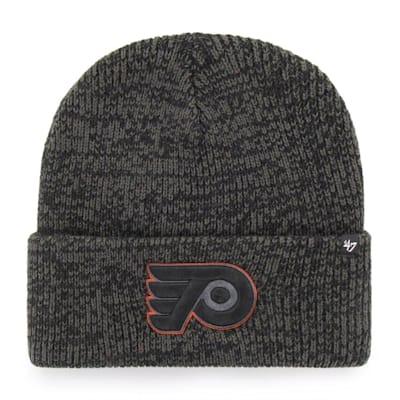 (47 Brand Brain Freeze Cuff Knit Hat Philadelphia Flyers - Adult)
