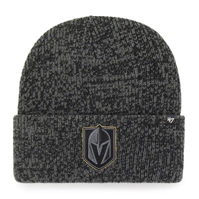 (47 Brand Brain Freeze Cuff Knit Hat Vegas Golden Knights - Adult)