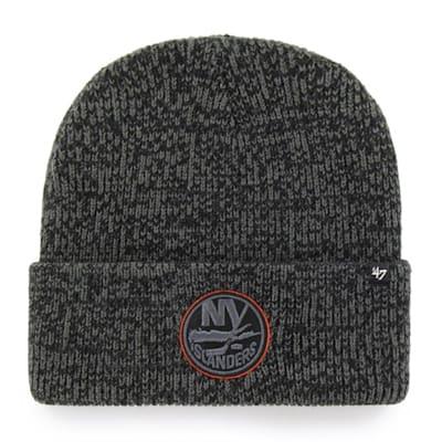 (47 Brand Brain Freeze Cuff Knit Hat NY Islanders - Adult)
