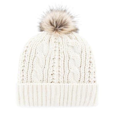 (47 Brand Boston Bruins Meeko Cuff Knit Hat - Adult)