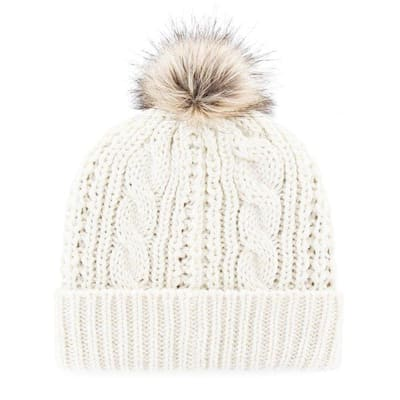 (47 Brand Minnesota Wild Meeko Cuff Knit Hat - Adult)