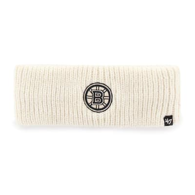 (47 Brand Womens Meeko Headband - Boston Bruins - Adult)