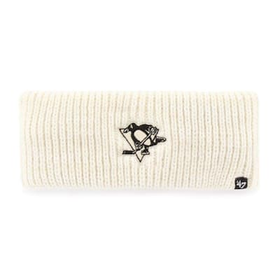 (47 Brand Womens Meeko Headband - Pittsburgh Penguins - Adult)