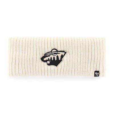 (47 Brand Womens Meeko Headband - Minnesota Wild - Adult)