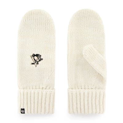 (47 Brand Pittsburgh Penguins Meeko Mitten - Adult)