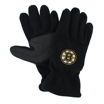 (47 Brand Boston Bruins Fleece Glove - Adult)
