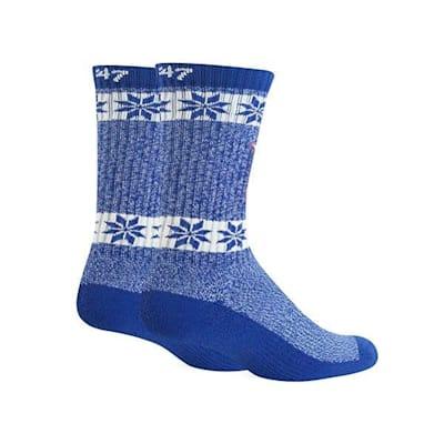 (47 Brand Norse Crew Sock - New York Rangers - Adult)