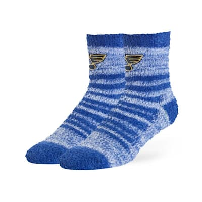 (47 Brand Snug Fuzzy Sock - St. Louis Blues - Adult)