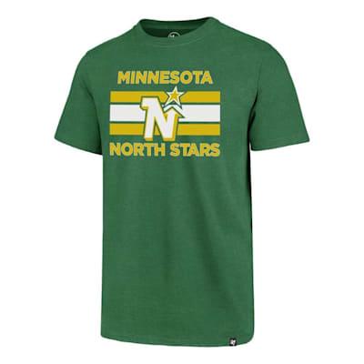 (47 Brand Minnesota North Stars Vintage Club Tee - Adult)