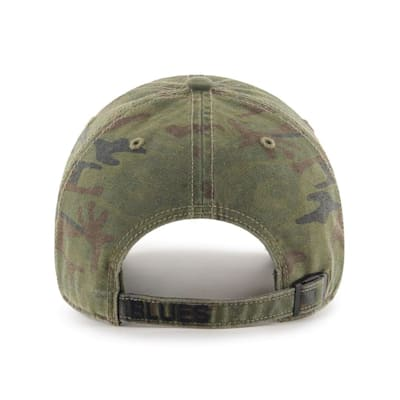 (47 Brand Movement Clean Up Camo Cap - Pittsburgh Penguins - Adult)