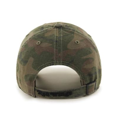 (47 Brand Movement Clean Up Camo Cap - Detroit Red Wings - Adult)