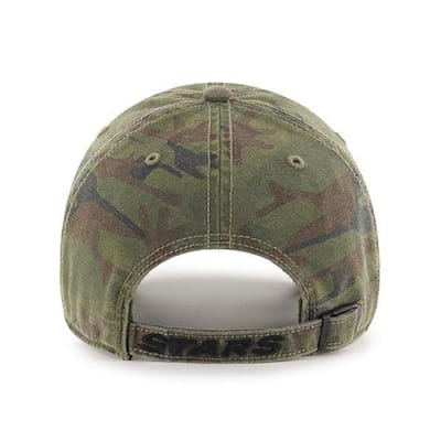 (47 Brand Movement Clean Up Camo Cap - San Jose Sharks - Adult)