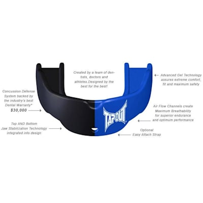 The Science (Tapout Pro Mouth Guard - Junior)