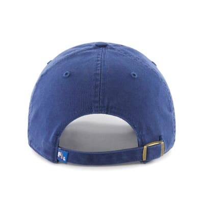 (47 Brand Primary Clean Up Cap Quebec Nordiques - Adult)