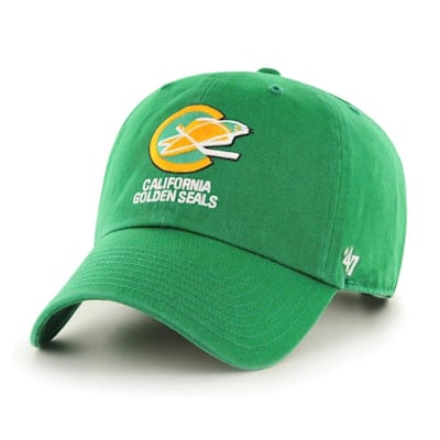 (47 Brand Throwback Clean Up Cap California Golden Seals - Adult)